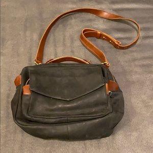 Madewell Eaton leather bag